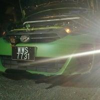 Photo taken at Balai Polis Cawangan Trafik Kota Damansara by Ann S. on 8/10/2015