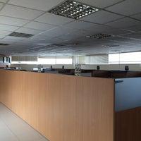 Photo taken at UTPL - Biblioteca by Andrea Victoria V. on 2/2/2015
