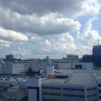 Photo taken at Sheraton Baltimore North Hotel by Tom O. on 7/14/2013
