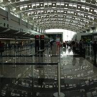 Photo taken at Juan Santamaría International Airport (SJO) by Marco O. on 6/28/2013