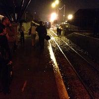 Photo taken at Andén Tren Urbano - Tres Rios by Marco P. on 9/27/2013