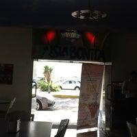 Photo taken at la isla bonita by Gabby T. on 10/6/2012