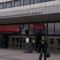 Foto tomada en Technische Universität Berlin por Alexandra O. el 4/7/2014