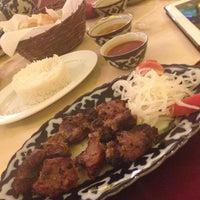 Photo taken at Gulnaz Cafe by Aygul on 2/3/2013