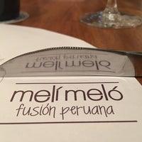 Photo taken at Meli Melo Fusion peruana by Roberto P. on 10/10/2017