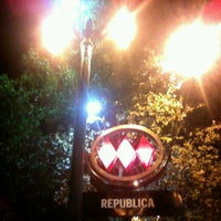 Foto tomada en Metro República por Claudio C. el 5/13/2013