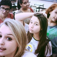 Photo taken at Escola Teofilo Andrade by Lari R. on 4/4/2014