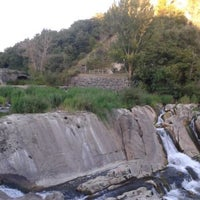 Photo taken at Batán de Villava by Norwel on 10/3/2014