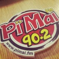 Photo taken at Pi Mai FM by Esmael Y. on 6/12/2013