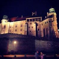 Foto tirada no(a) Zamek Królewski na Wawelu por Gabriele V. em 1/1/2013