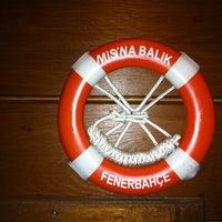 3/17/2012 tarihinde Marcel D.ziyaretçi tarafından Misina Balık Restaurant Fenerbahçe'de çekilen fotoğraf