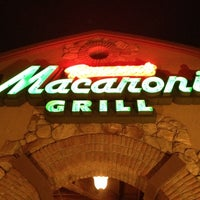 Photo taken at Romano's Macaroni Grill by Mikey D. on 3/25/2012