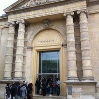 Photo taken at Musée de l'Orangerie by Yusuke M. on 4/25/2012