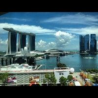 Photo taken at Singapore by Seva B. on 7/21/2012