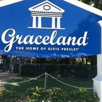 Photo taken at Graceland by Jolie R. on 9/10/2012