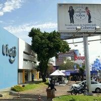 Photo taken at Edificio TIGO Mariscal López by Frank A. on 8/15/2012