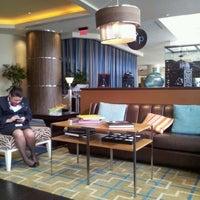 Photo taken at Renaissance Long Beach Hotel by Franco B. on 4/29/2012