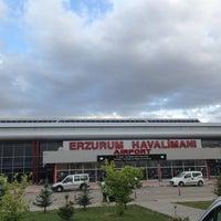 Photo taken at Erzurum Airport (ERZ) by Aydın G. on 7/25/2013