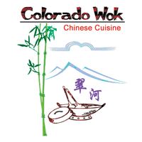 Photo taken at Colorado Wok by Colorado Wok on 4/4/2014