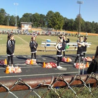 Photo taken at Southeast Guilford High School by Nina M. on 10/13/2012
