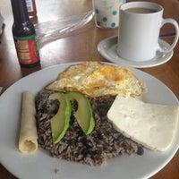 Photo taken at Soda La Negrita by Esteban V. on 11/14/2012