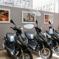 Photo taken at Vespa Queens by Vespa Queens on 4/4/2014