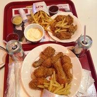 Photo taken at KFC by vasiliki👑 on 12/13/2012