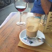 Photo taken at Trimani il Wine Bar by Damla Özge A. on 8/18/2015