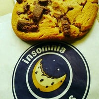 Photo taken at Insomnia Cookies by Keith on 2/19/2016
