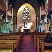 Photo taken at St Mary Mackillop Memorial Church by Eejay C. on 5/7/2014
