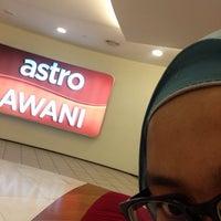 Photo taken at Astro Awani by Farahanis A. on 3/4/2016