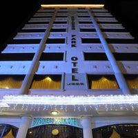 3/16/2018 tarihinde Yavuz Ç.ziyaretçi tarafından Business Park Hotel'de çekilen fotoğraf