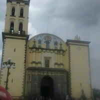 Photo taken at Chalchicomula de Sesma by Princes P. on 5/11/2014
