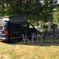 Photo taken at Campingplatz Wagenburg by Ralph K. on 7/20/2013