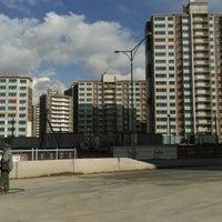 Photo taken at Кудрово by Катрин П. on 4/25/2015