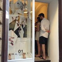 Photo taken at Kurator by Milan M. on 6/19/2013
