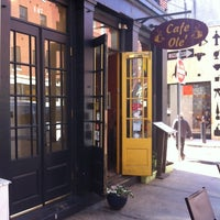 Photo taken at Cafe Ole by mcw42 on 4/27/2014