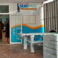 Foto tomada en Subfari Diving Center  por Curro C. el 5/27/2014
