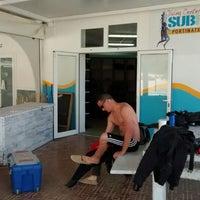 Foto tomada en Subfari Diving Center por Curro C. el 5/4/2014