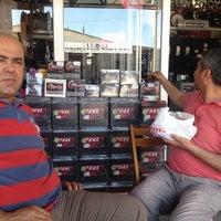 Photo taken at Çarıklılar Oto Lastik by Ersin D. on 5/22/2014