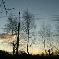 Photo taken at В/ч 30616-4 Мотострелковый Полк by Настя Г. on 4/9/2014