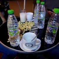 Photo taken at Cafe Corner by Putu D. on 8/22/2015
