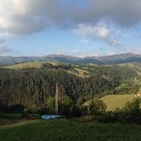 Photo taken at Pisueña by Manuel M. on 8/31/2013