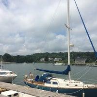 Photo taken at Schooner Landing by Chris C. on 7/14/2015