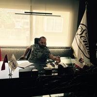 Photo taken at Şenöz Office by Sinan Ş. on 4/28/2015