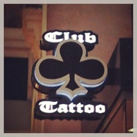 Photo taken at Club Tattoo by Erica T. on 3/6/2013