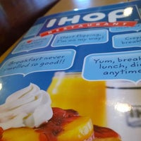 Photo taken at IHOP by Conan S. on 10/18/2014