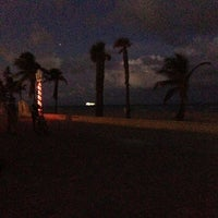 Photo taken at Tiki Bar at Riptide Hotel by Mauricio D. on 12/16/2012
