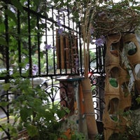 Photo taken at Jardin del Parque by Carlos Á. on 10/10/2012