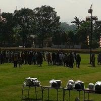 Photo taken at Pusat Pendidikan Kavaleri (PUSDIKKAV) by Ru M. on 8/18/2013
